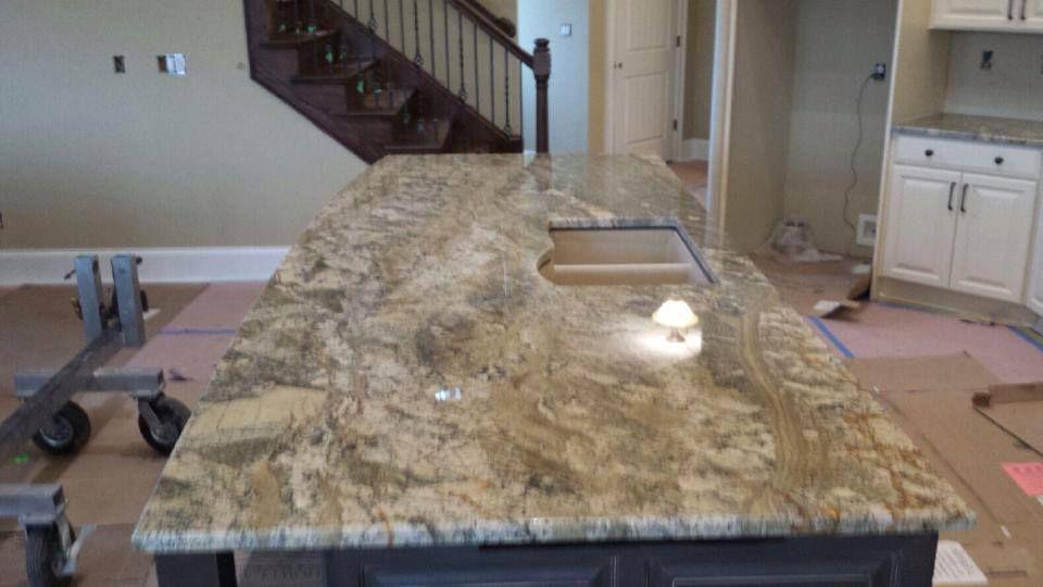 Part 1 Of The Mcginnis Neptune Bordeaux Granite Install Gorgeous Custom Granite New Homes Granite