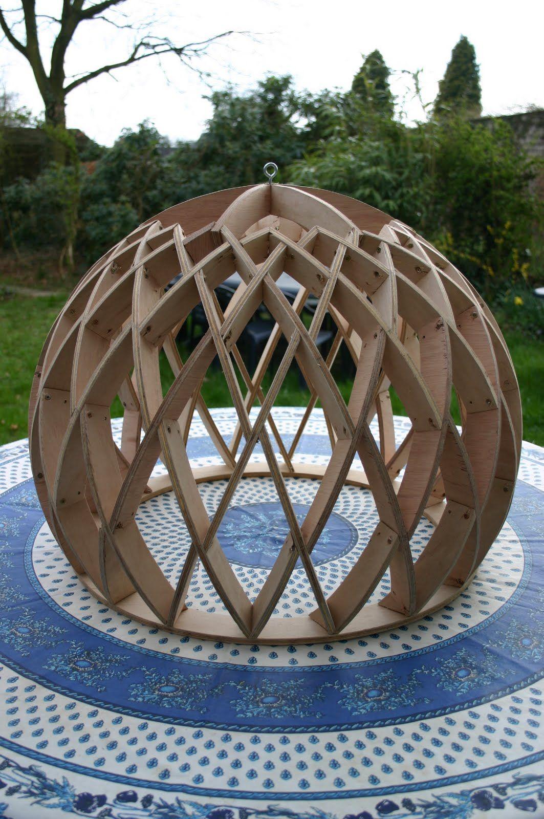HoBo Constructions: Charpente En Résille