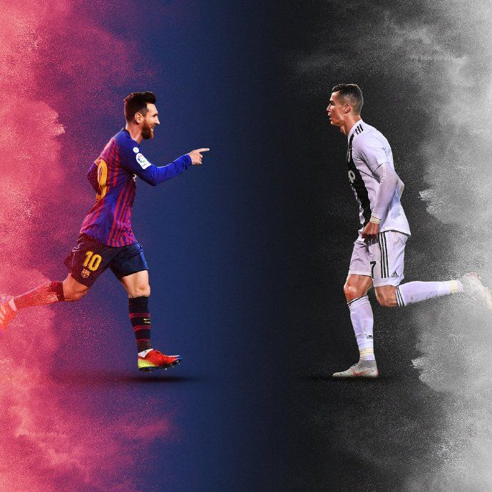 Messi Ronaldo Messi And Ronaldo Cristiano Ronaldo Lionel Messi Messi And Ronaldo Wallpaper