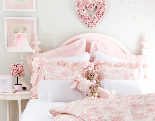 Stanza Da Letto Rosa : Frilly and girly and pink cameretta pinterest