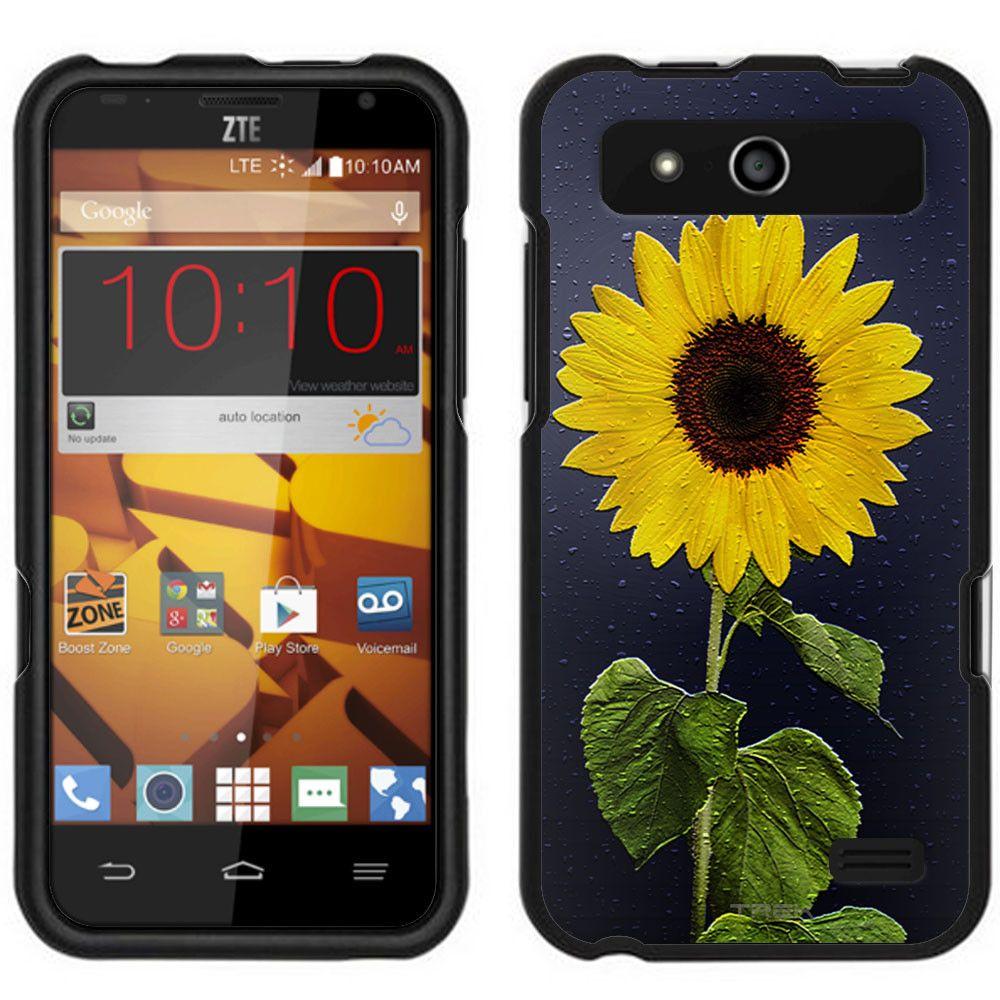 ZTE Speed Sunflower Portrait Case