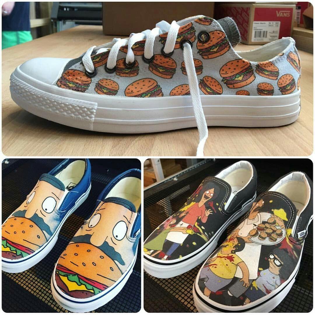 0955a1f87672 Bobs Burgers Vans