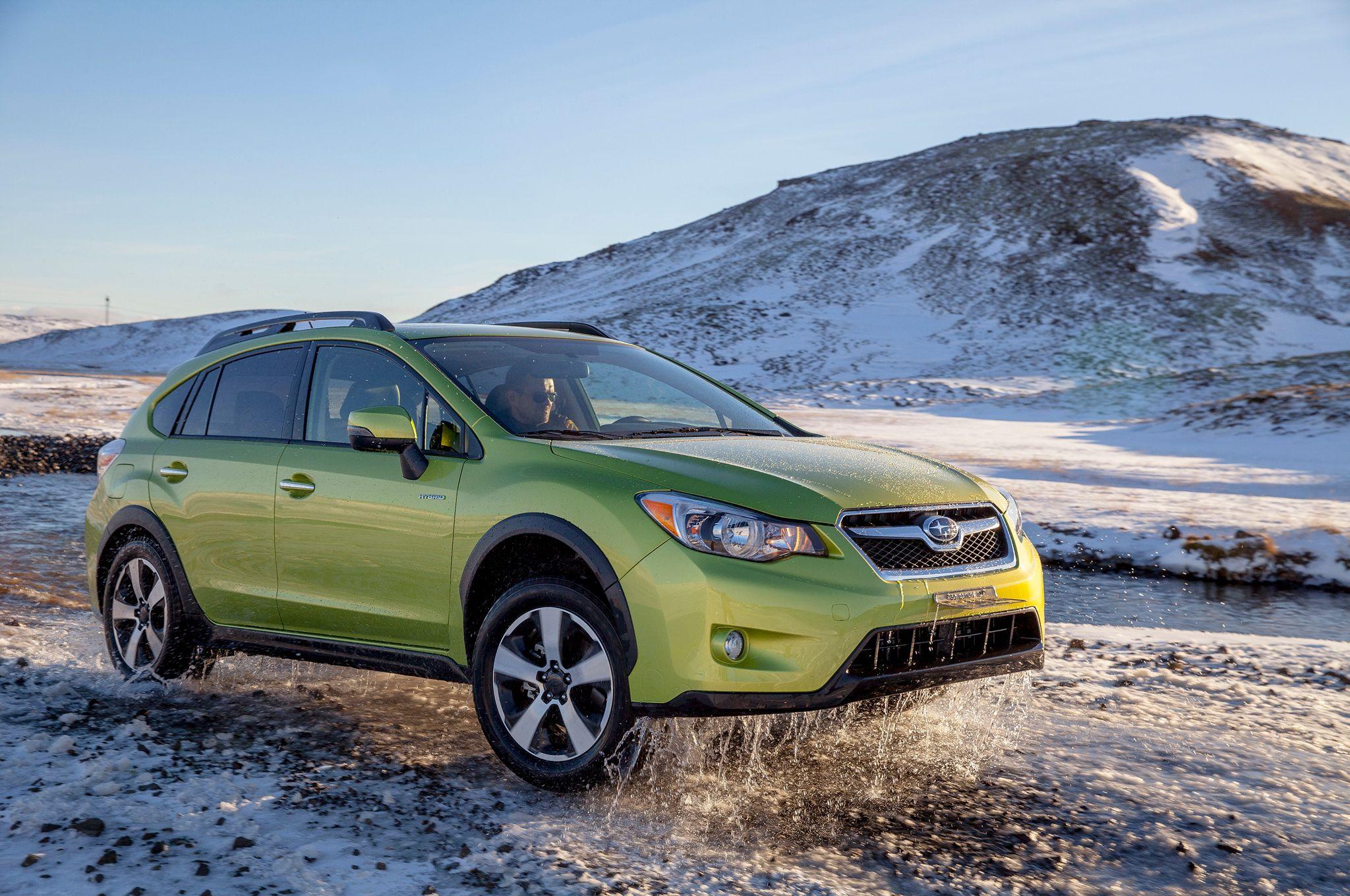 2017 Subaru Crosstrek Hybrid Touring Best New Cars For 2018