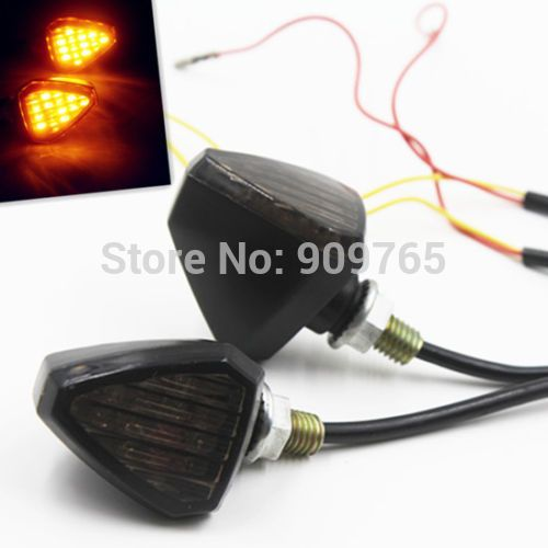 Universal Led Turn Signal Light Indicator For Dual Sport