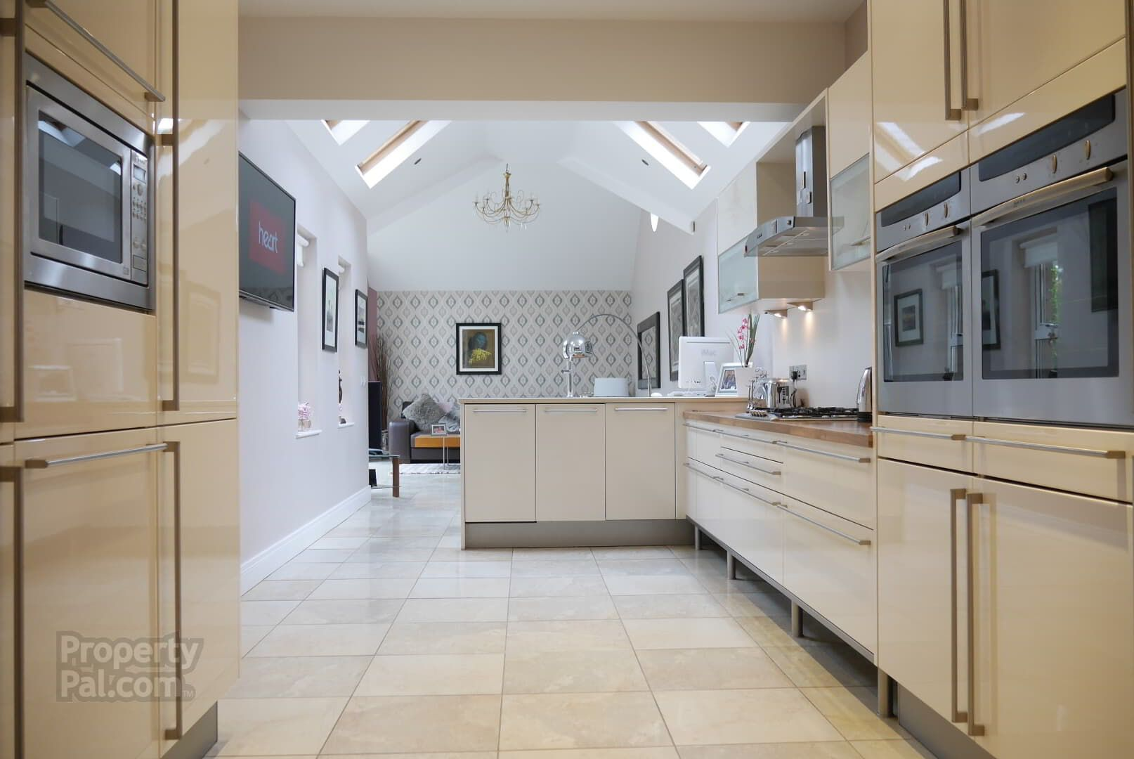 Property Pal 126 ballymoney road ballymena propertypal contemporary kitchens