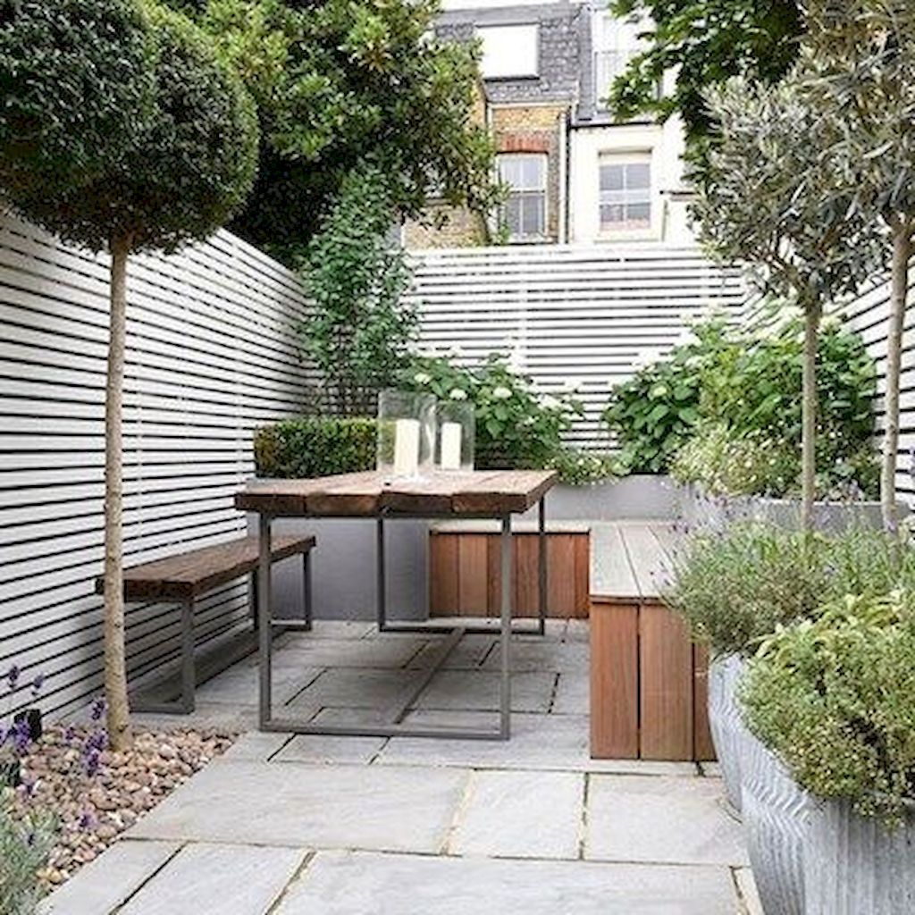 60 Inspired Small Patio Deck Design Ideas on A Budget ...