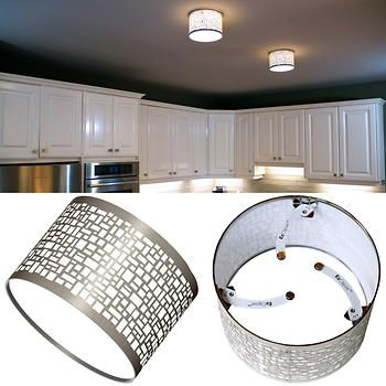 Costco Ezclipse Magnetic Recessed Light Shade 2 Pack In
