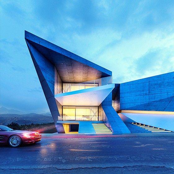 Creato Architects Architect Futuristic Architecture Architecture
