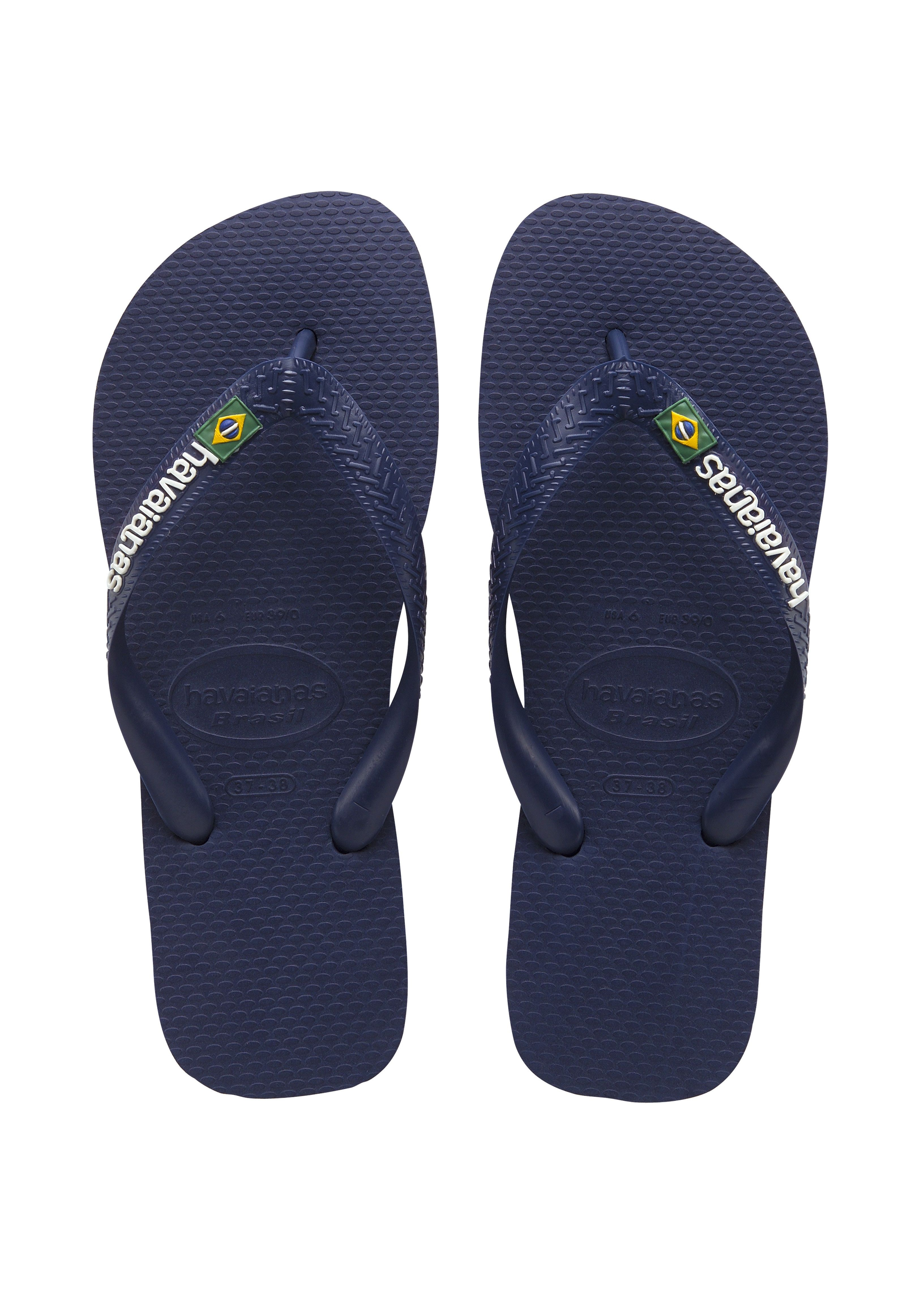 4881104d8dd50c Havaianas Kids Brazil Logo Sandal Navy Blue Price From  ₩27