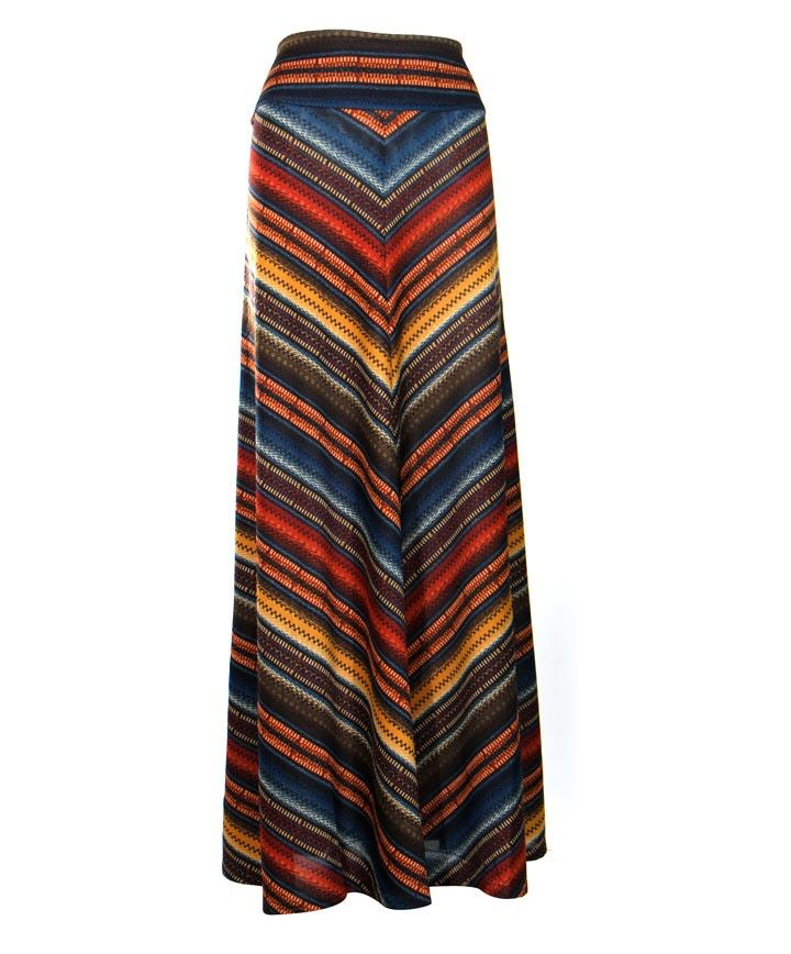 f86c22442 Double D Ranch Serape Long Skirt at Maverick Western Wear | Women's ...