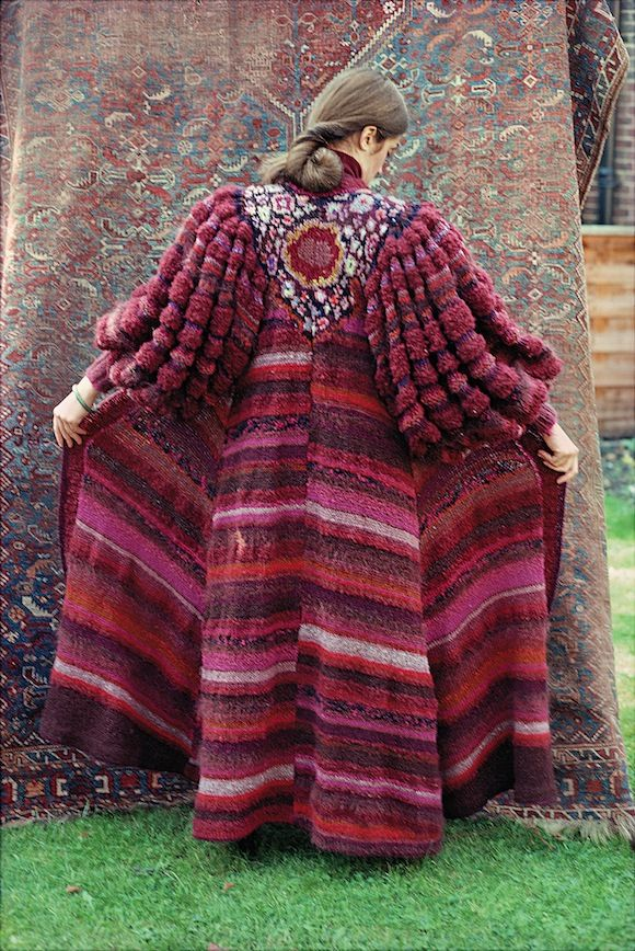 Dreaming in Color Published by Abrams. Photo: Kaffe Fassett Studio ...