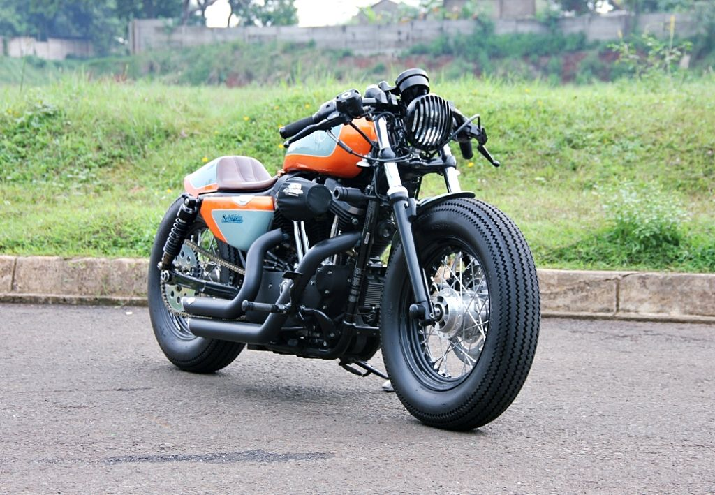 cafe racer with sidecar - Google Search