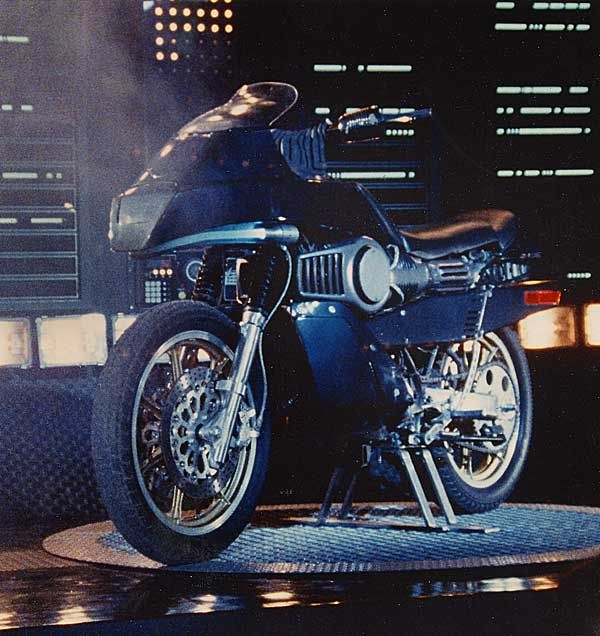 Remember Street Hawk?