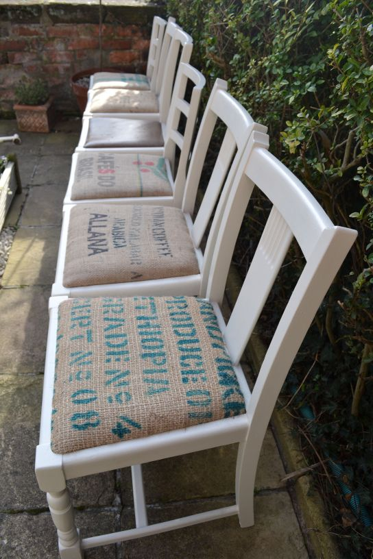 Odd Vintage Sack Chairs