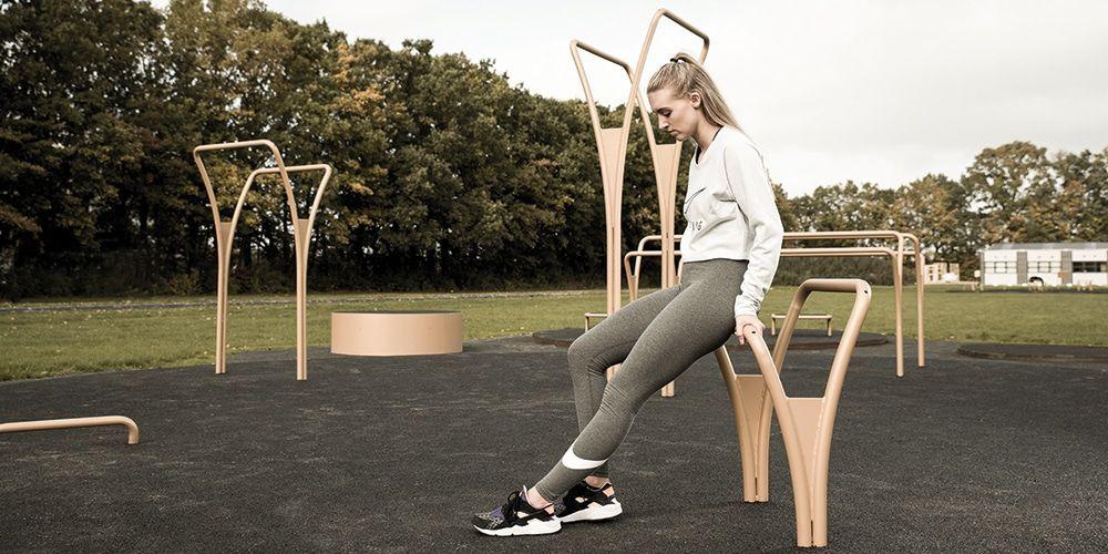 Outdoor Fitnessgeräte und Trainingsgeräte für Fitness im freien. #outdoor #Fitnessgeräte  #Trainings...