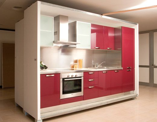 Prefabricated kitchen pods: production and manufacturing | Amazing bathrooms, Tiny house design, Outdoor bathrooms