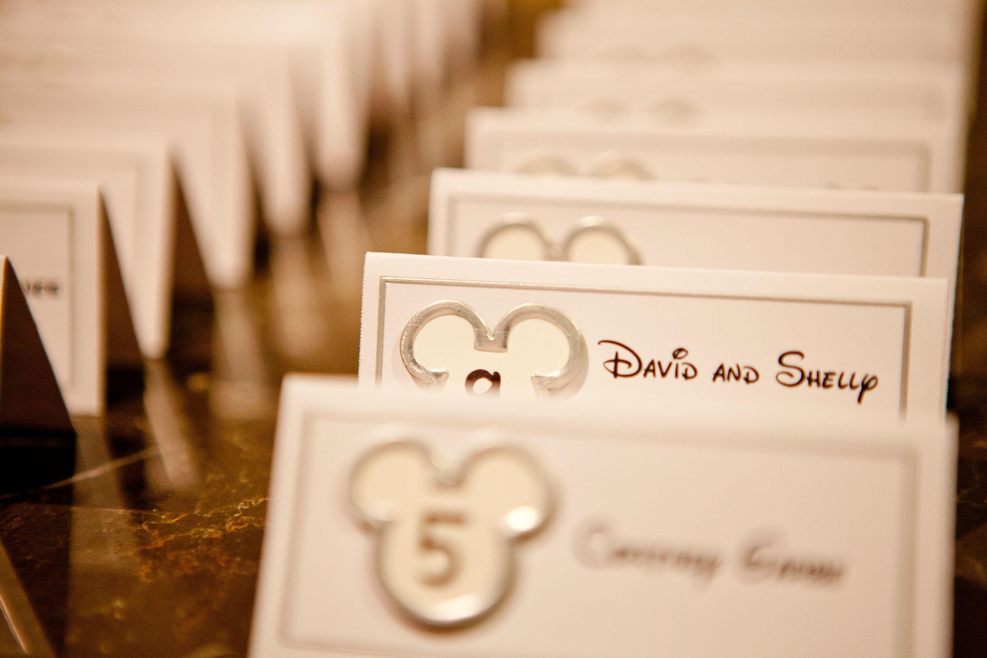 UK Disney Wedding