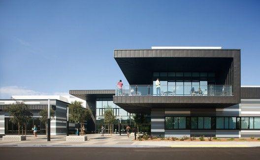 North City Campus / JWDA (Aero Drive, San Diego, CA, Estados Unidos) #architecture