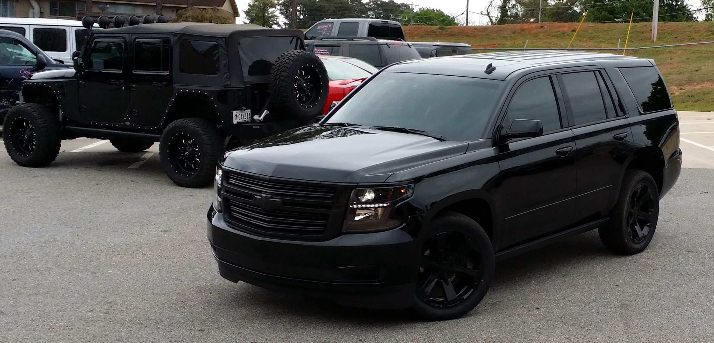 Pin By Andrea Villarreal On Cars And Motorcycles Chevrolet Tahoe