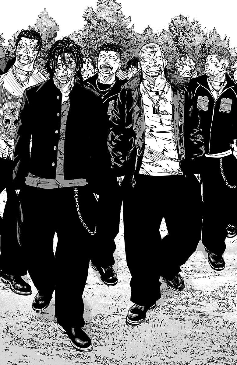 Crows Zero mangá Personagens de anime, Manga, Anime