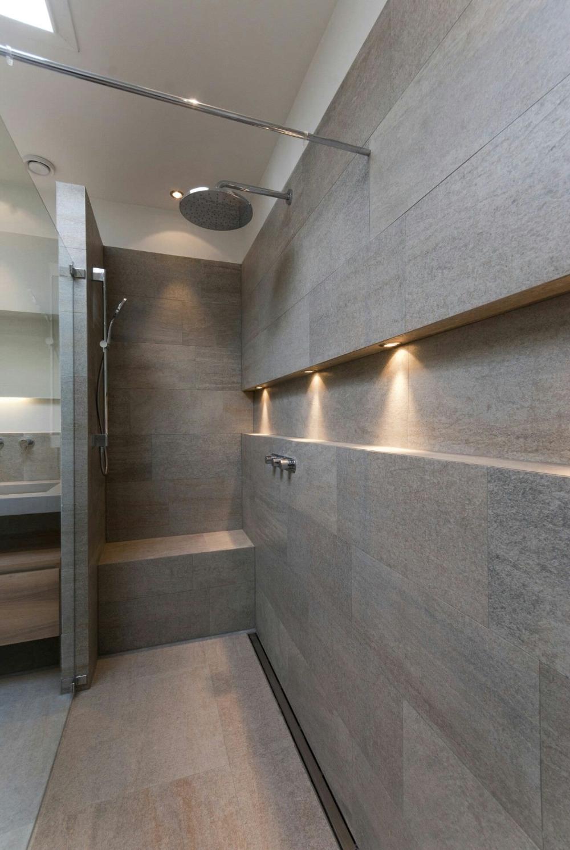 50 idee per creare ed arredare nicchie nel bagno   Design ...