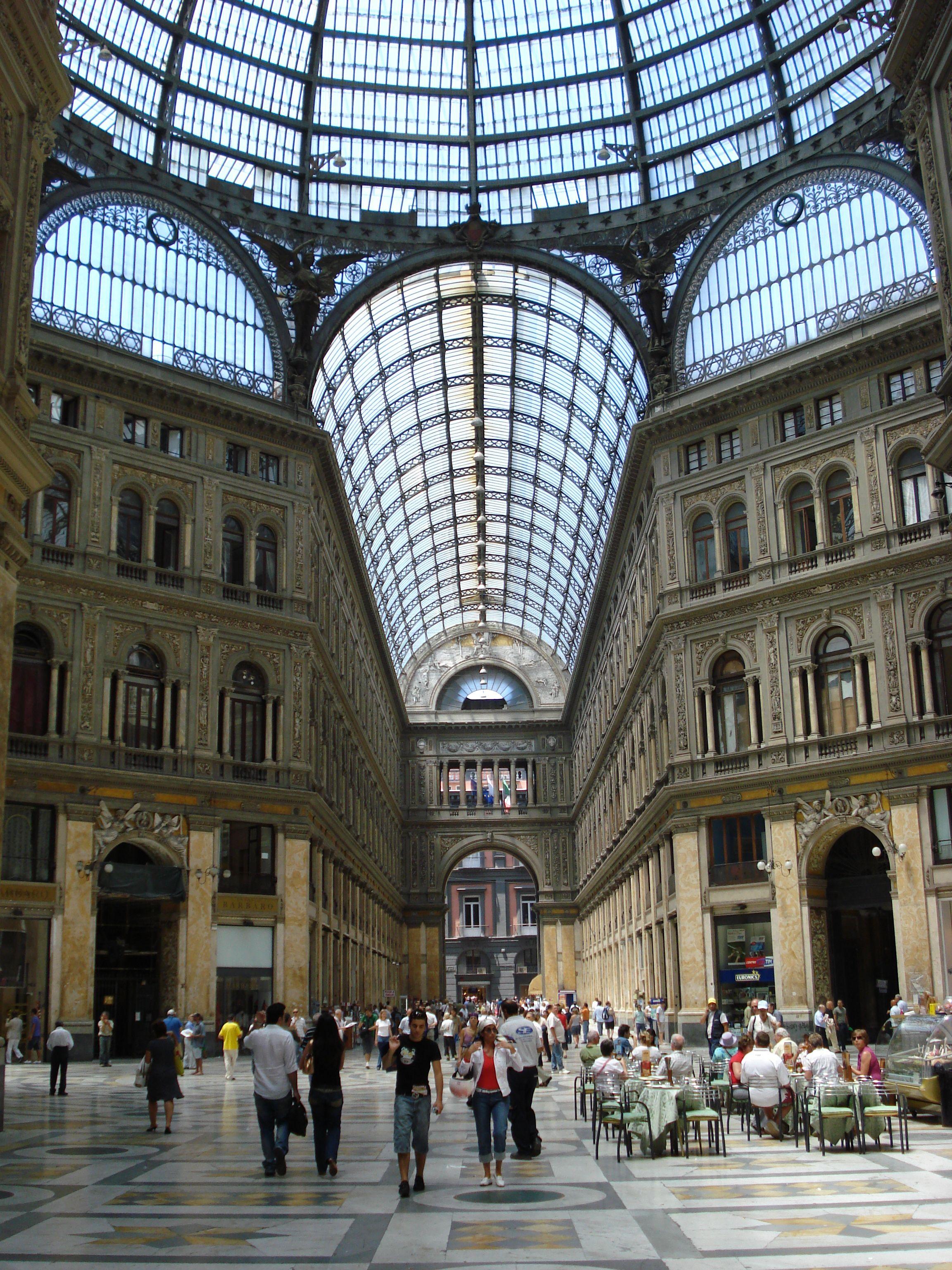 Galleria Vittorio Emanuele Ii, Favorite Places