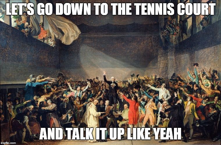 Imgflip French Revolution Classical Art Memes David Painting