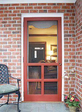 Screen Door Designs On These Wood Screen Doors Feature Outstanding  Craftsmanship That Are