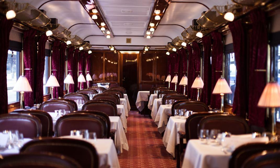 Voyage à bord de l\'Orient Express   Orient express, Restaurants and ...