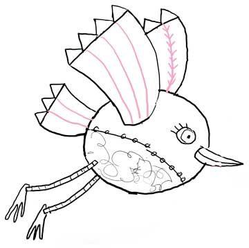 Bird Sketch Google Images Bird Sketch Cute Birds Sketches