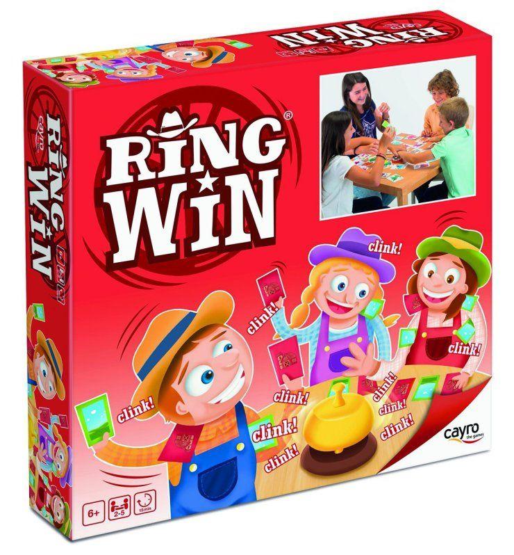 Ring Win - Un Juego Educativo y Divertido de Cayro
