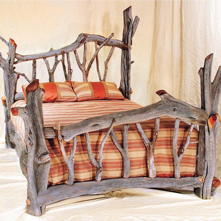 Tree Wiz Phoenix Home Garden Bed Frame Design Rustic