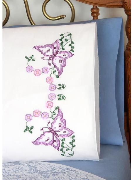 Butterflies - Cross Stitch Patterns & Kits - 123Stitch com | Cross