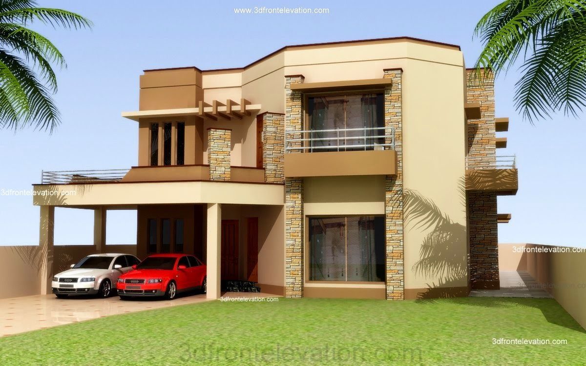 House design outlook - House