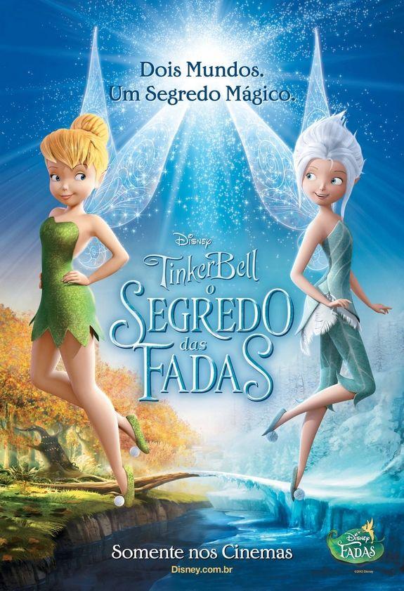 O Segredo Das Fadas 3d Filmes Da Disney Segredos Da Disney