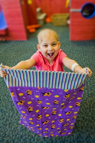 Conkerr Cancer Pillowcase Community Service Projects From Home  Flannels Bright And Child