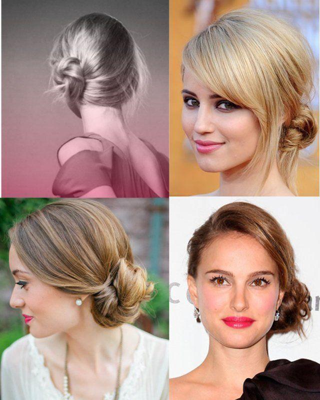 Photo of idée coiffure de mariage : le petit chignon bas  #makeup #Bridal_chignon_bas