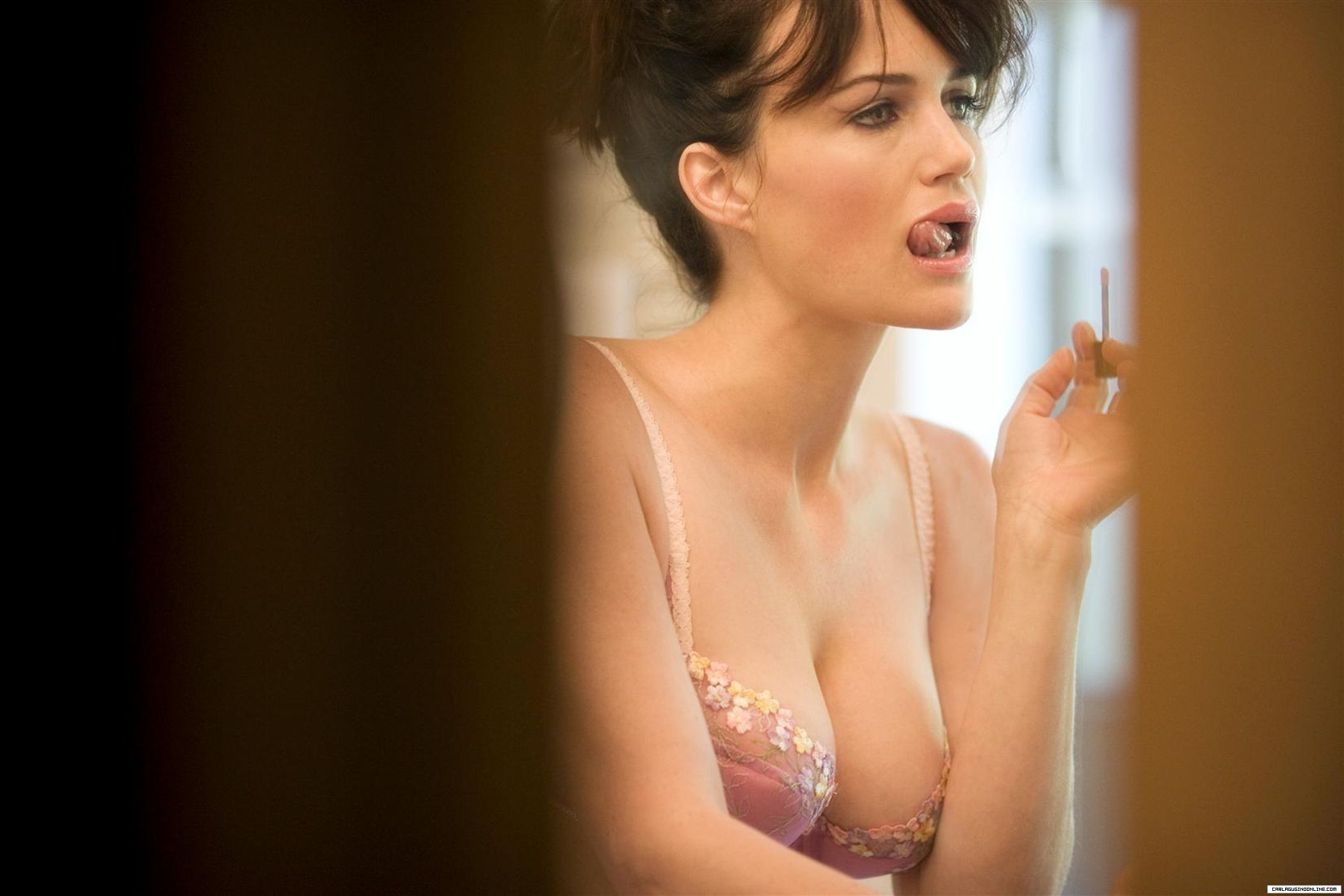 Phrase well Carla gugino see through that