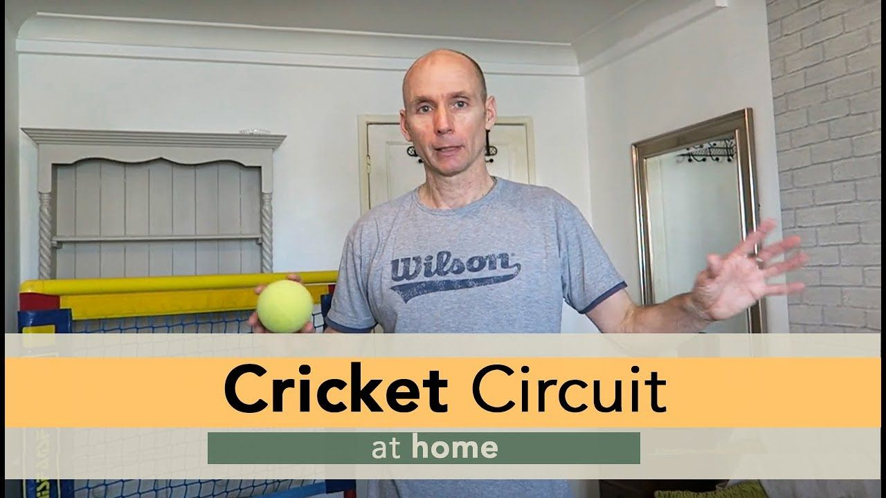 Looking for a circuit to be active at home? Check out our new video with simple cricket throwing  catching challenge.   What is your favourite circuit? :)  #InclusiveSport #StayInworkout #TennisAtHome #FashionForAll #WellbeingAtHome #WellbeingInLockdown #wellbeing  #wellness #WheelchairLife #DisabilityAwareness #StayingActive #stayhealthy #mentalheath #ActiveAtHome #TennisAtHome