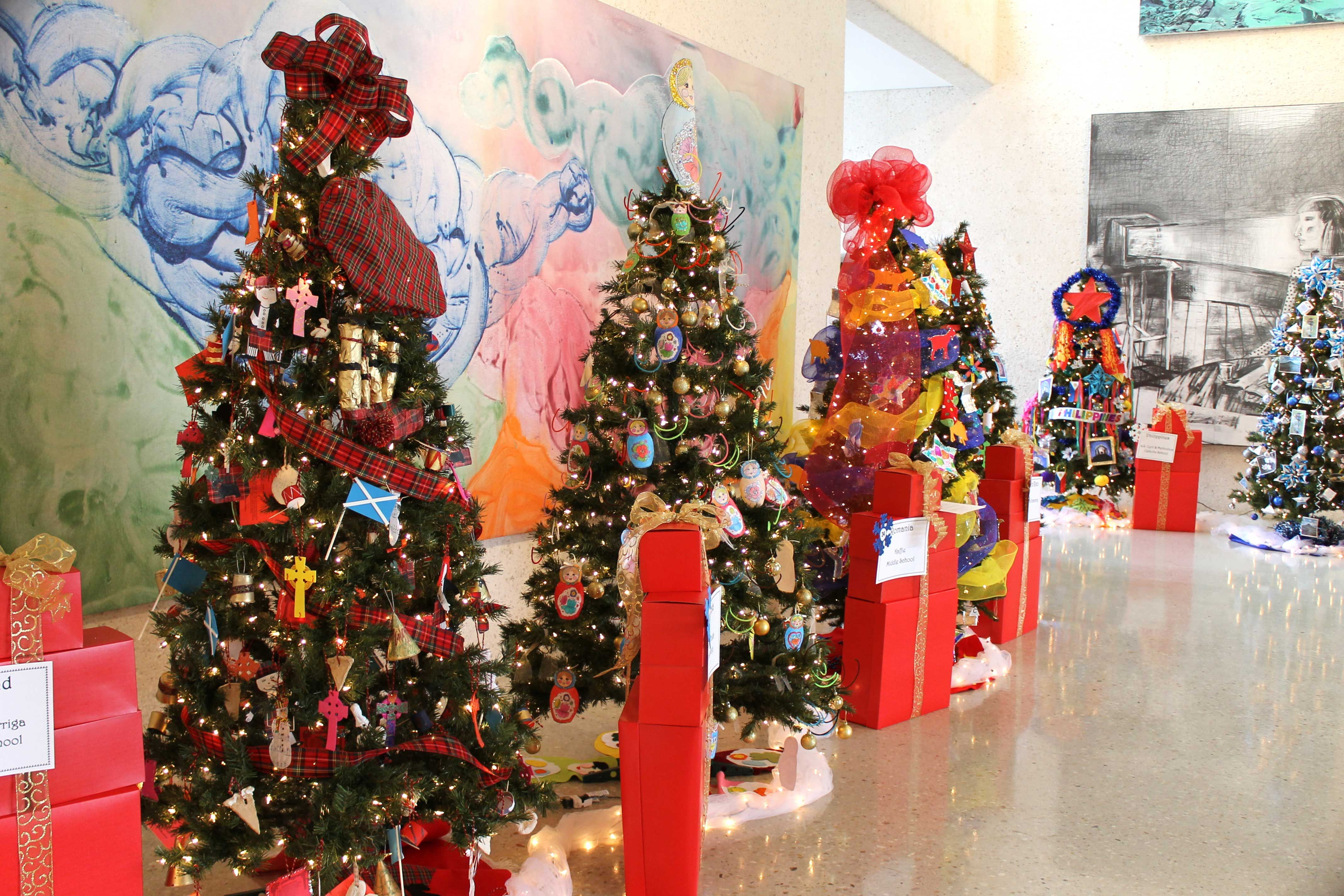 23+ Corpus christi art museum christmas tree forest ideas