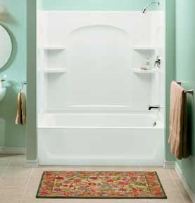 Cleaning A Fiberglass Shower Stall...NAILED IT! This Solution Worked  AWESOME And