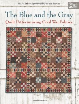 The Blue and the Gray - Timeless Meadow Curated Collection of Quilt Books