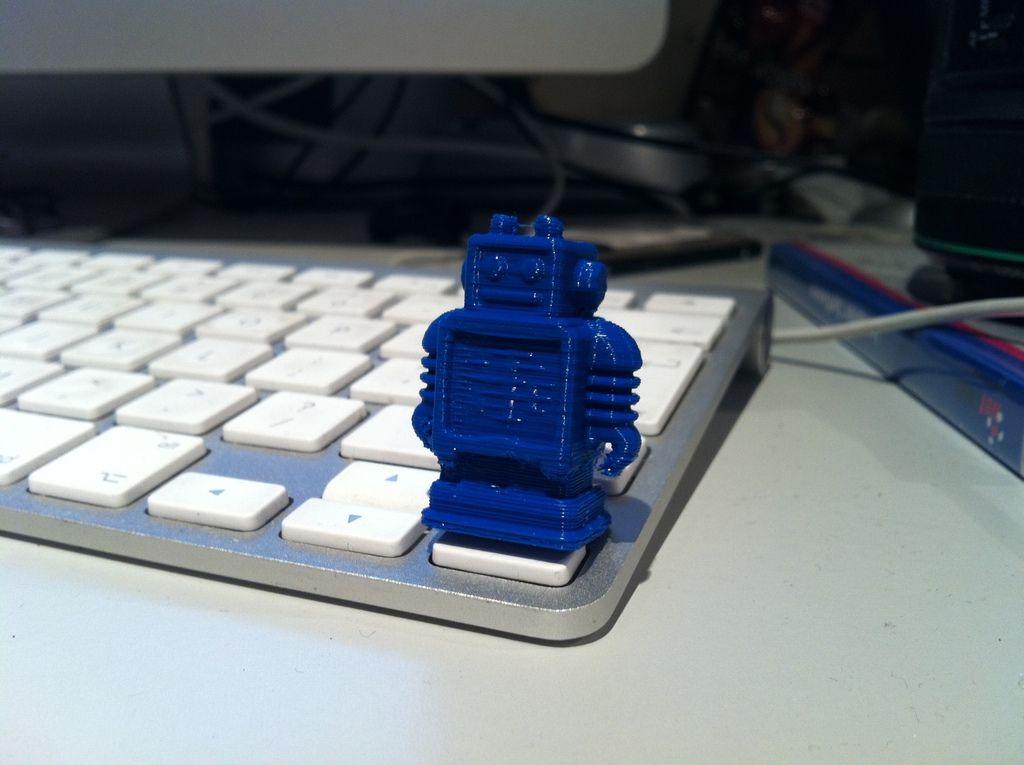 Ultimaker Robot by Martijn.