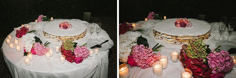 Traditional Italian Flat Cake | Lake Como Wedding Photographer // Briege & Dara