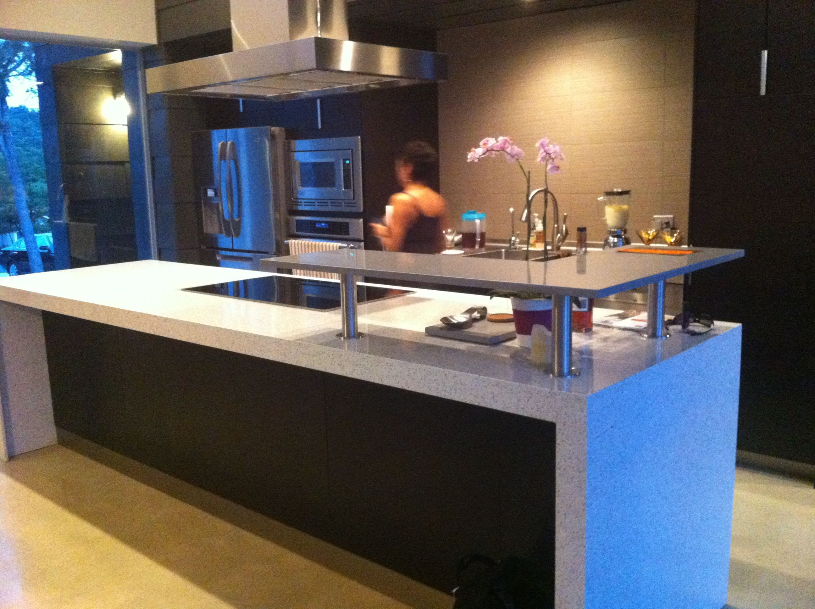 Just installed this beautiful countertop in a quartz by Cambria ...