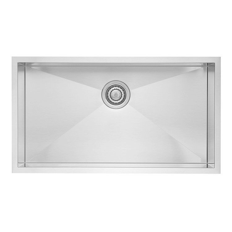 Blanco 521484 Quatrus R15 28 Single Bowl Stainless Steel