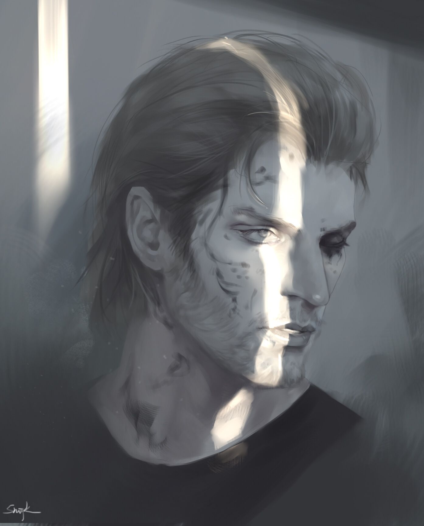 Mgsv Kazuhira Miller By Shuiqk Metal Gear Metal Gear Rising Gear Art Willing to work with anybody whether you're rapper/producer etc. mgsv kazuhira miller by shuiqk metal