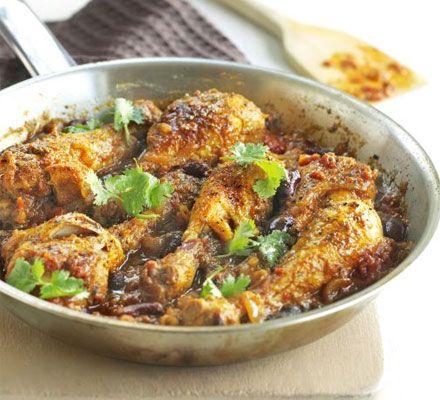 Jerk chicken curry with beans recept hlavn jdla a jdla forumfinder Images