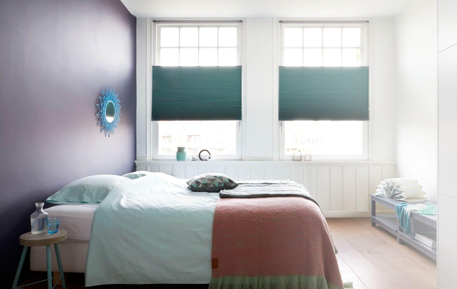Rolgordijnen Slaapkamer 11 : Raambekleding voor in je slaapkamer bece home sweet home