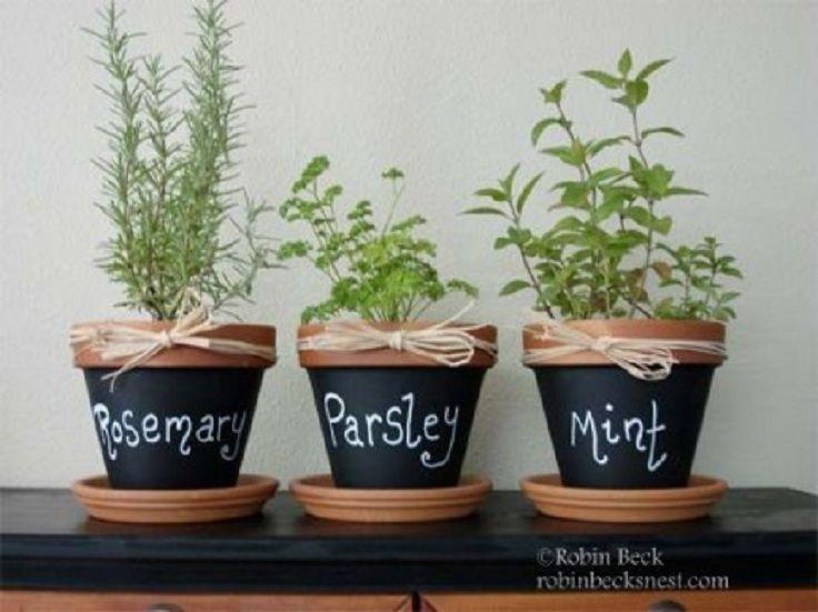 Top 10 Original Diy Flower Pots Diys Tutorials Herb Pots